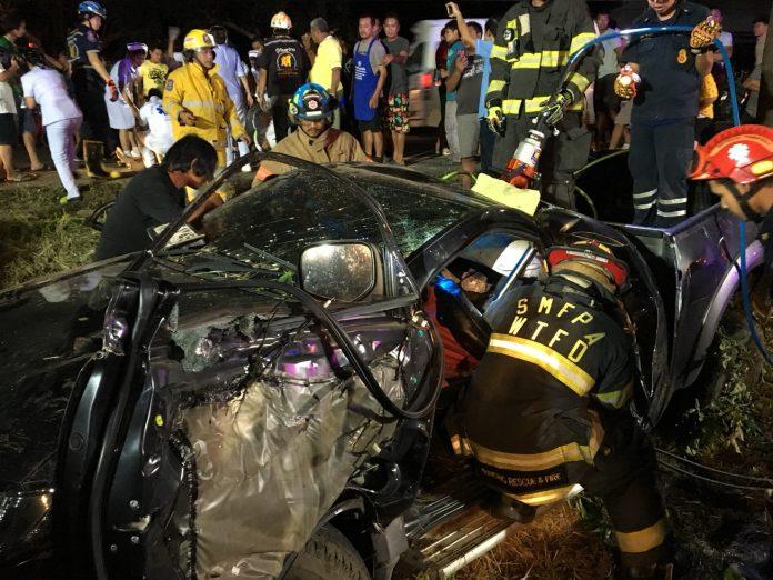 Drunk British Man Accused Of Killing Girl In Rayong Car -3354