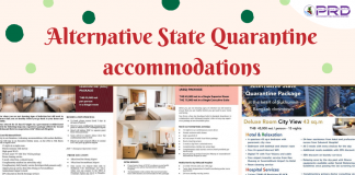 Alternative State Quarantine Accommodation