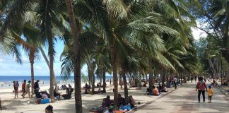 Bang Saen Beach