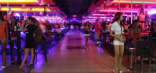 Bars Thailand