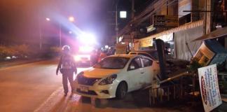 Car Crash Chiang Mai