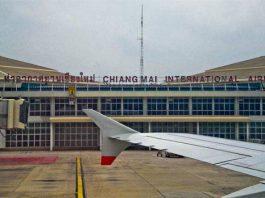 Chiang Mai Airport Thailand