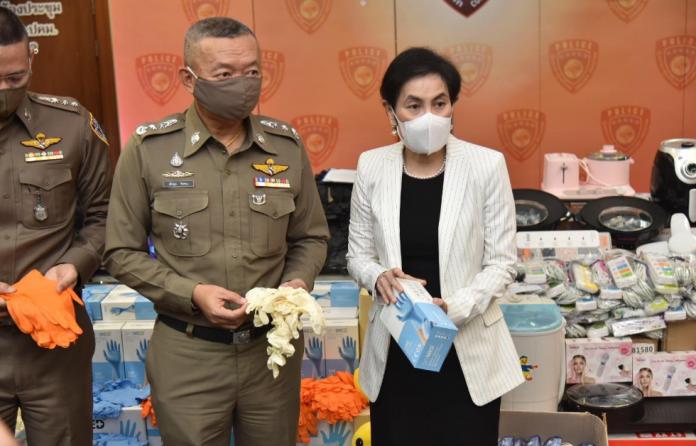 FDA Raid Bangkok