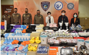 FDA and Royal Thai Police Raid Warehouse in Bangkok