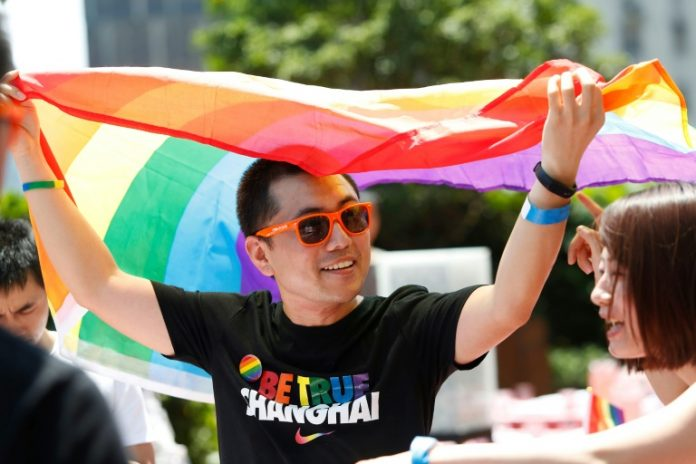 LGBT China