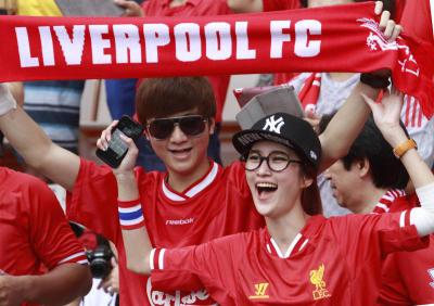 Liverpool Fans Thailand