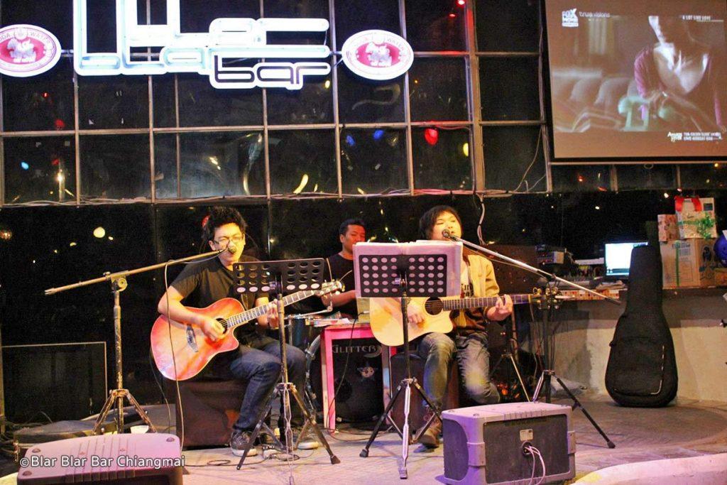 Musicians Chiang Mai