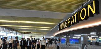 Phuket Airport Reopens