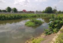 Ping River Receding Water