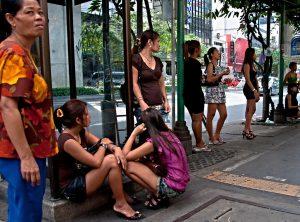 Prostitution In Bangkok