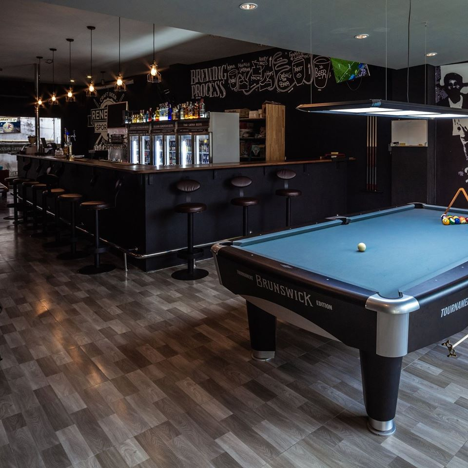 Renegade Bar Pool Tables
