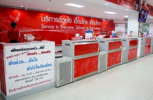 Thailand Post Reopens