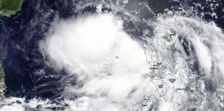 Tropical Storm Nuri
