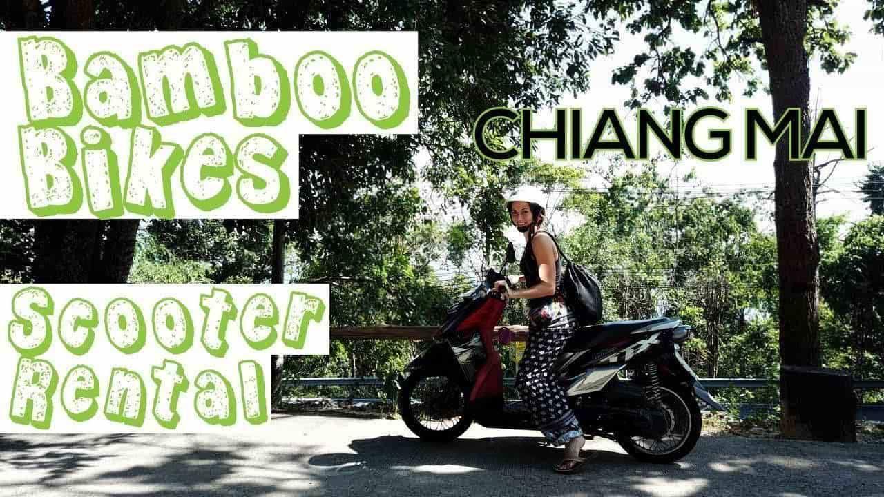 Bamboo Bike Rentals