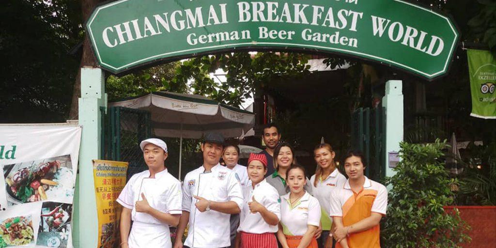 Chiang Mai Breakfast World