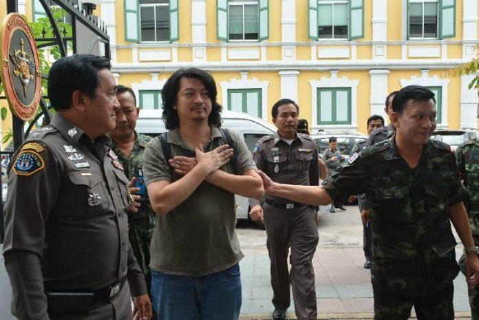 Activist Acquitted