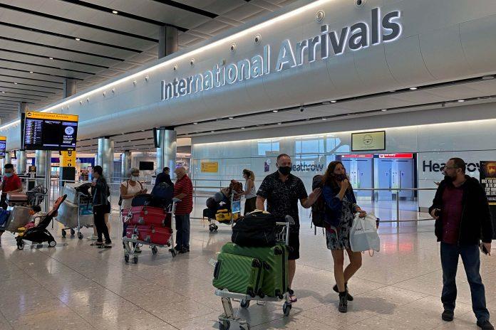 Airport Arrivals UK