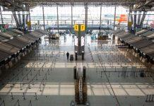 Airport Empty in Bangkok