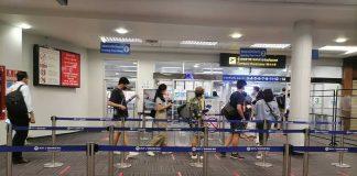 Chiang Mai Airport Passengers