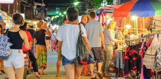 Chiang Mai Tourists