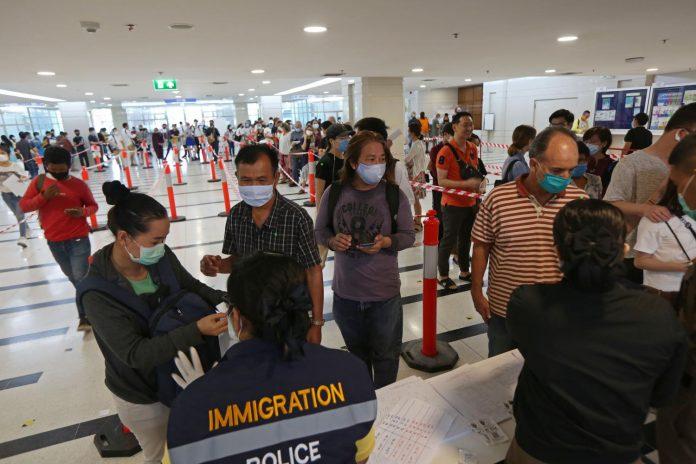 Immigration Thailand