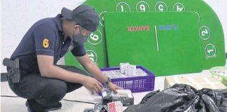 Online Gambling Raid