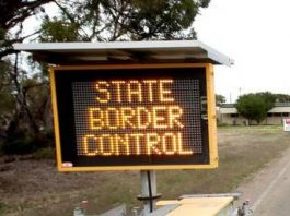 NSW State Border