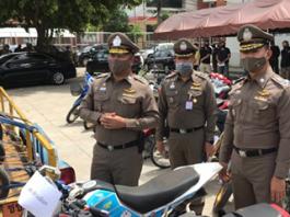 Street Racing Arrests Chiang Mai