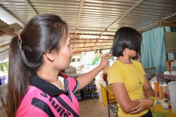 Teacher Gives Kid Ugly Haircut
