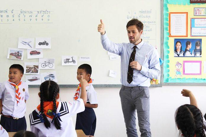 Teachers in Thailand