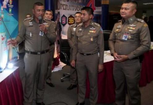 Anti Trafficking Police