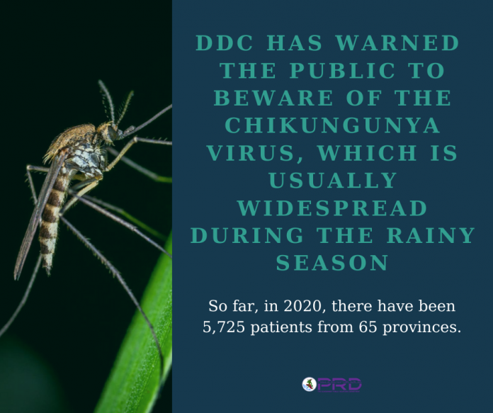 Chikungunya Virus Warning