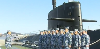 Chinese-made Submarines for Thai Navy