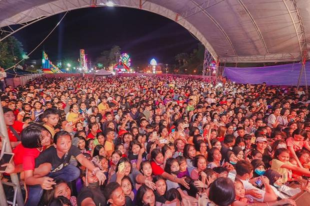 Concert Goers Thailand