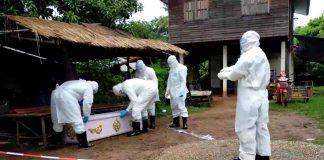 Dead Lao Man Investigations