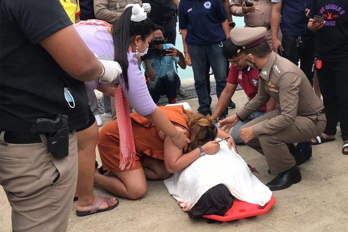 Ferry Capsizes Surat Thani