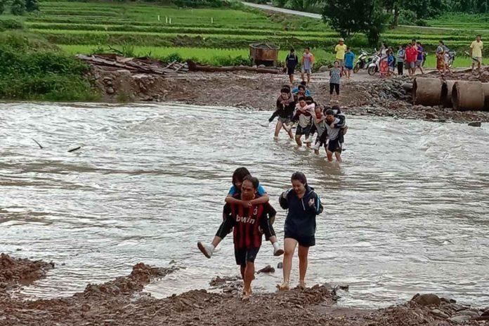 Flood Victims