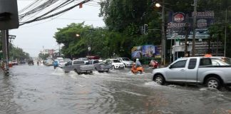 Floods Chiang Mai