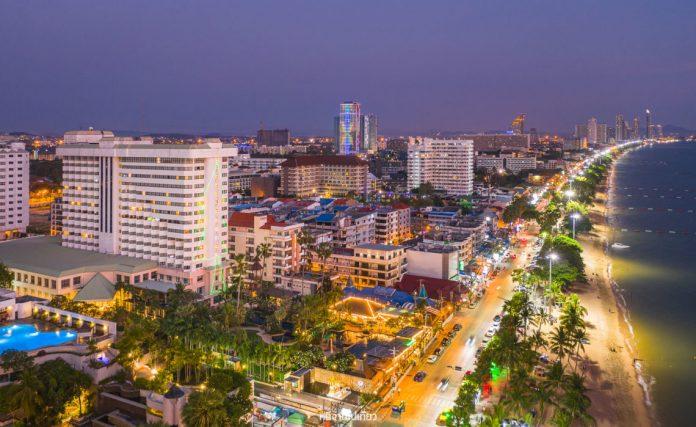 Jomtien Palm Beach Hotel