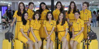 Nok Air Crew