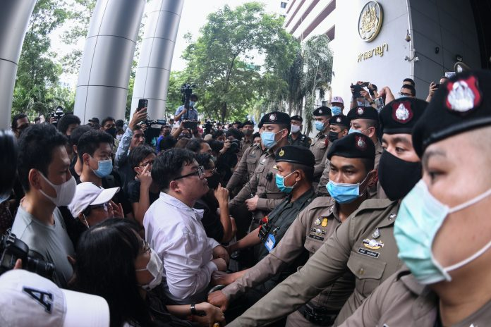 Protest Bangkok