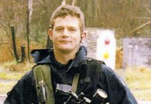 SAS Hero Dies in Thailand