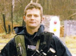 SAS Hero Dies in Thailand