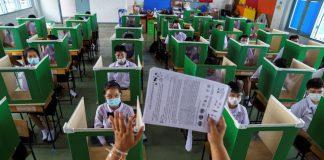 Schools to Reopen in Thailand