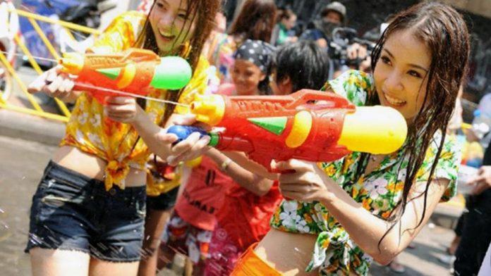 Songkran Girls 2020