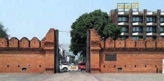 Tha Pae Gate