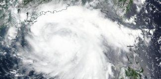 Tropical Storm Higos