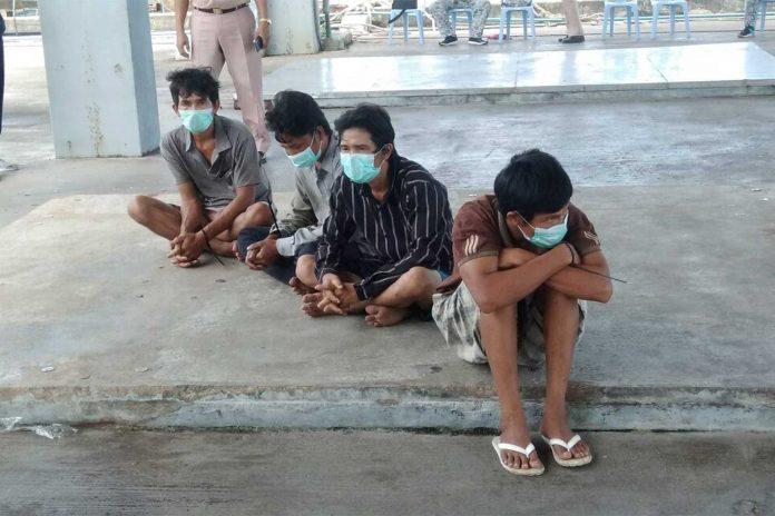Vietnam Fishing Crew