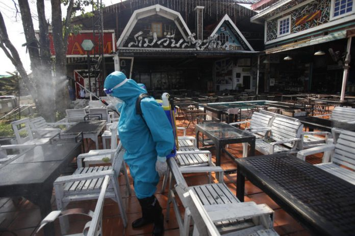 DJ Inmate COVID 19 Case Bangkok