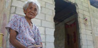 Elderly Thailand